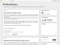Profundezas - Blog