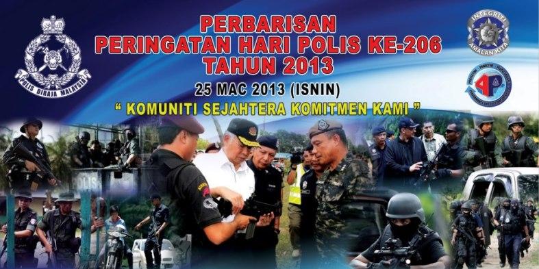 Hari Polis Ke 206 Aeshah Adlina S Weblog