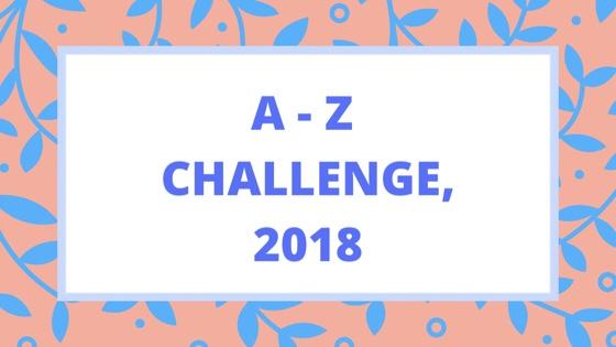 a-z April Challenge