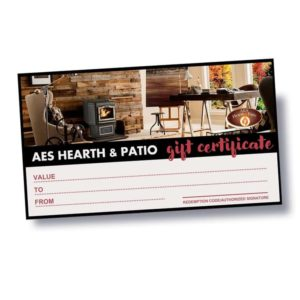 aes hearth and patio