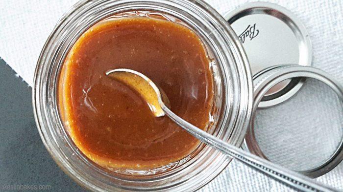 Brown Butter Butterscotch Sauce