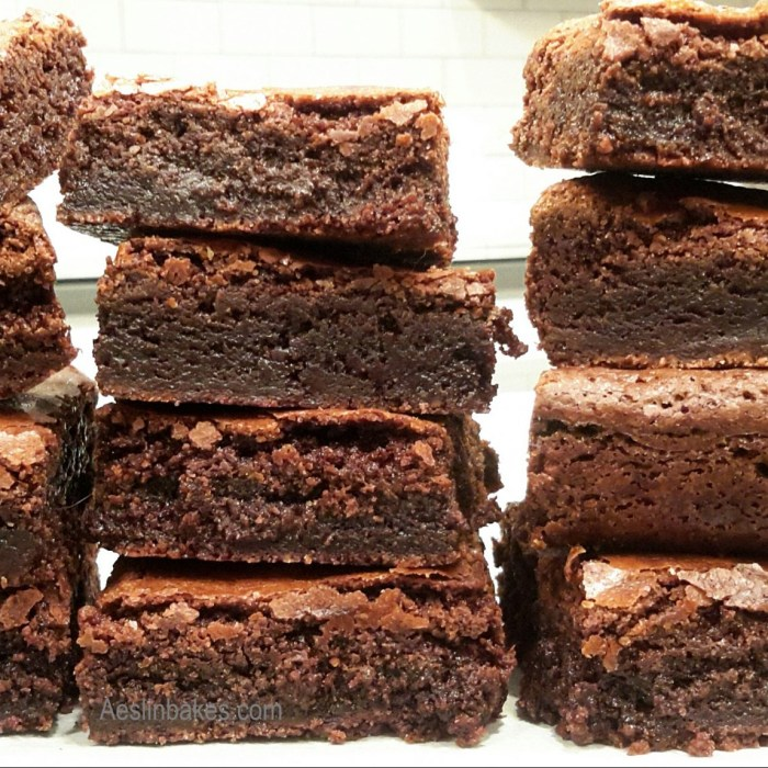 Brownies - cookies & bars