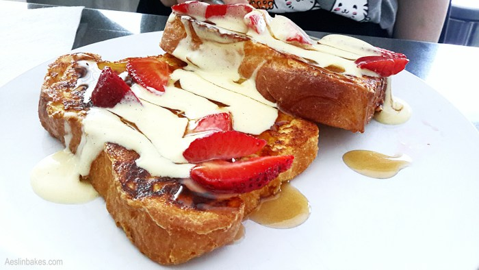 delicious over French toast