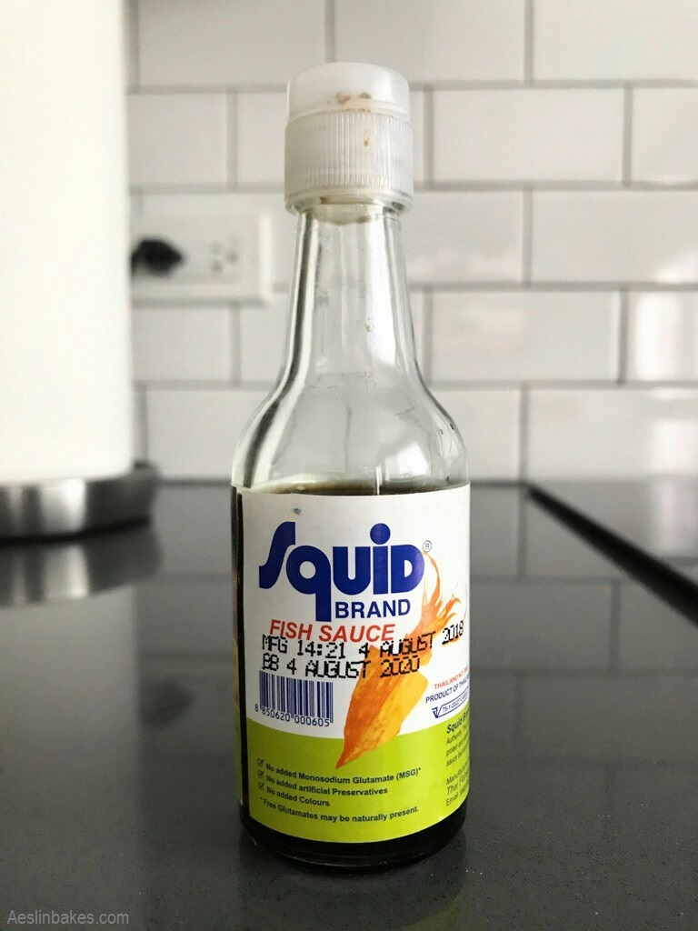 Patis (fish sauce)