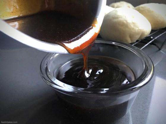Asado Sauce for Siopao Bola Bola