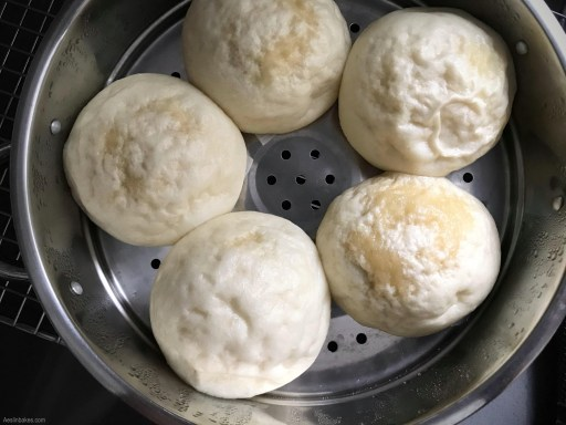 When siopao is over-proofed - Siopao Bola Bola