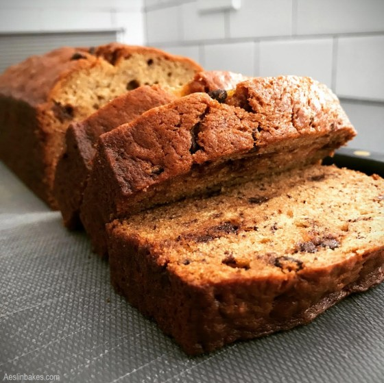 Brown Butter Banana Bread front