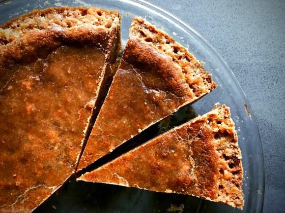 Brown Butter Crack Pie