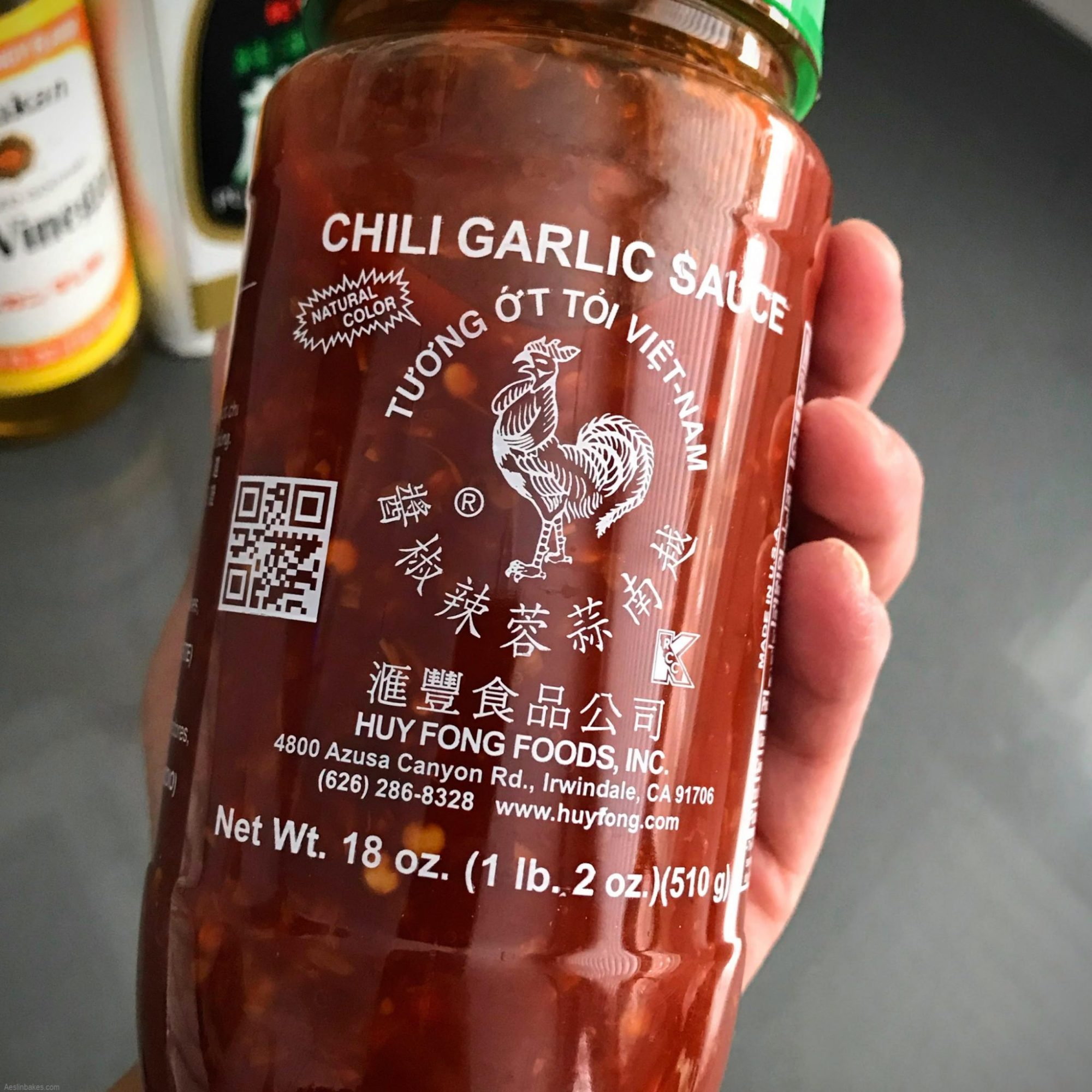 garlic chili paste