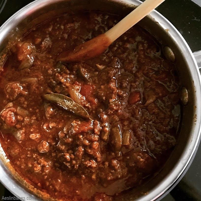 reheating chili