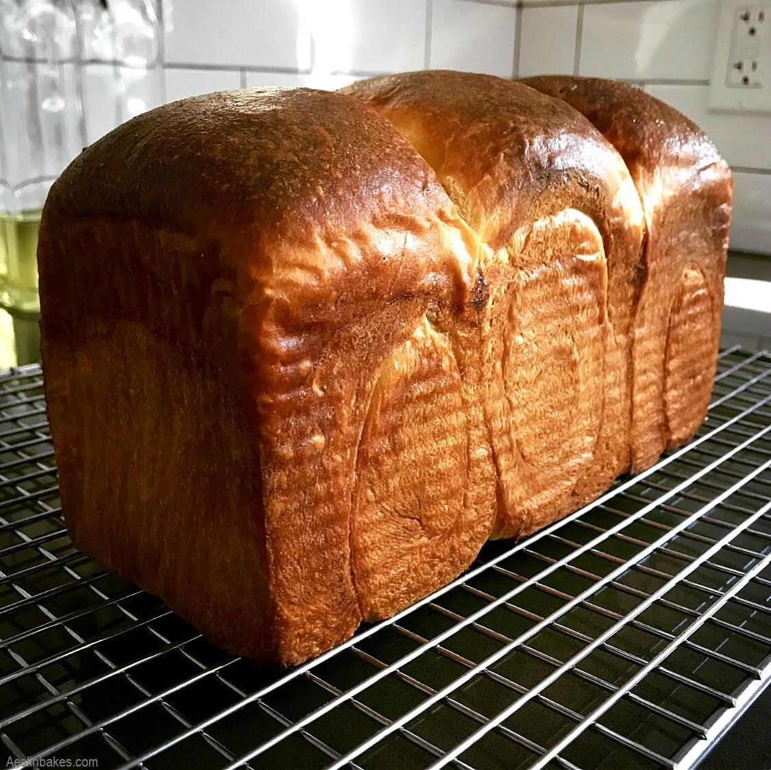 Loaf of brioche