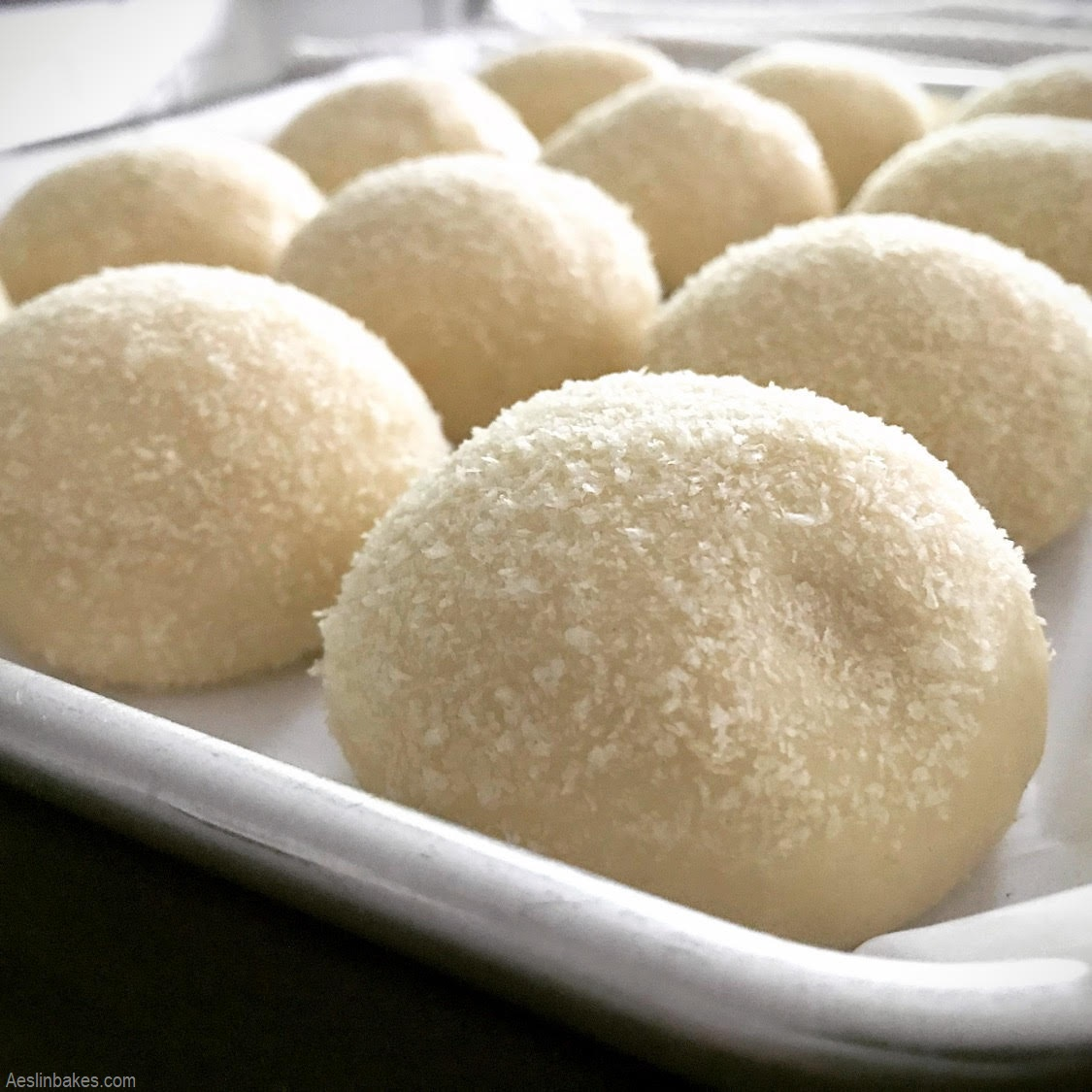 pandesal proofed