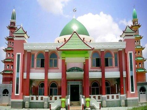 Masjid Cheng Ho Wisata Sumatera Selatan dengan Sejarahnya
