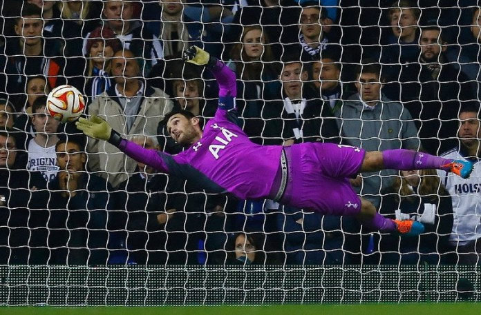 Hugo Lloris Digoda Real Madrid dan Paris
