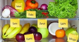 cara hidup pola sehat