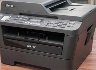 Printer Laserjet Warna