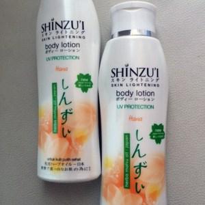 shinzui body lotion