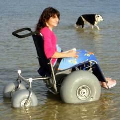 Swing Chair Steel Evac Accessories Aquatic Environmental Systems - Debug Beach Wheelchair