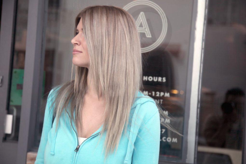 "Aesthete hair salon bondi beach ""Colour cerection "" package"
