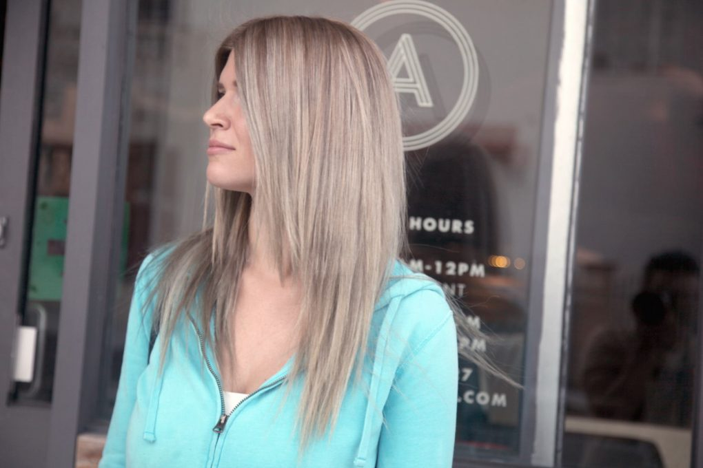 Aesthete hair salon bondi beach