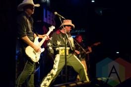 White Cowbell Oklahoma. (Photo: Bruce Emberley/Aesthetic Magazine Toronto)