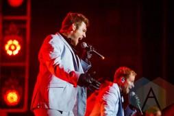 Nick Carter of Backstreet Boys. (Photo: Lauren Garbutt/Aesthetic Magazine Toronto)