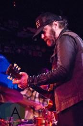 Daniel Lanois performing at The Horseshoe Tavern in Toronto, ON on May 1, 2015 during CMW 2015. (Photo: Philip C. Perron/Aesthetic Magazine Toronto)