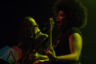 Seratones performing at The Phoenix Concert Theatre in Toronto on April 8, 2016. (Photo: Theo Rallis/Aesthetic Magazine)
