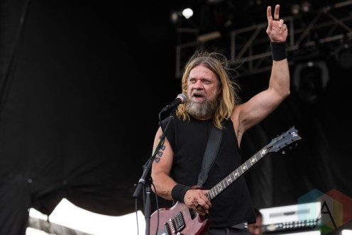 Corrosion of Conformity performing at Chicago Open Air on July 17, 2016. (Photo: Katie Kuropas/Aesthetic Magazine)