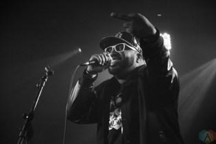 Music Bear Tony Banks performs at the Velvet Underground in Toronto on February 14, 2017. (Photo: Morgan Hotston/Aesthetic Magazine)
