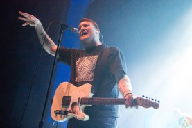 Cold War Kids performs at the Danforth Music Hall in Toronto on March 22, 2017. (Photo: Katrina Lat/Aesthetic Magazine)