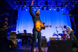 Dawes performs at the Opera House in Toronto on March 17, 2017. (Photo: Morgan Hotston/Aesthetic Magazine)