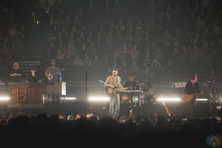Eric Church performs at Rogers Arena in Vancouver, BC on March 14, 2017. (Photo: Isaac Wray/Aesthetic Magazine)