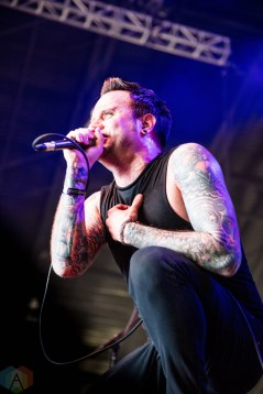Story Of The Year performs at Musink Festival at the OC Fair and Events Center in Costa Mesa, California on March 18, 2017. (Photo: Amanda Witt/Aesthetic Magazine)