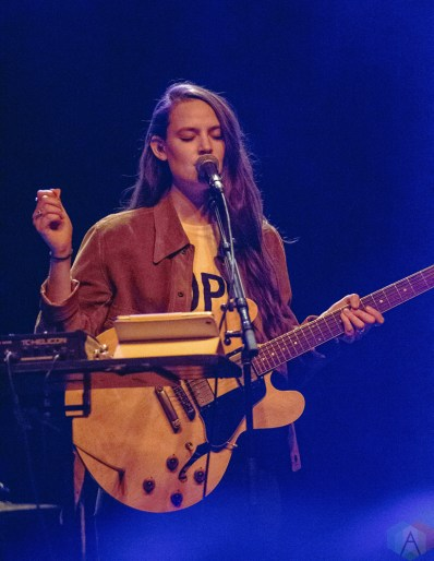 The Staves perform at the Phoenix Concert Theatre in Toronto on March 17, 2017. (Photo: Anton Mak/Aesthetic Magazine)