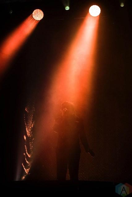 A Perfect Circle performs at the Comerica Theatre in Phoenix, Arizona on April 10, 2017. (Photo: Tony Contini/Aesthetic Magazine)