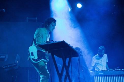 Classixx performs at the Coachella Music Festival in Indio, California on April 15, 2017. (Photo: Brian Willette)