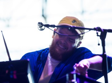 Jack Garratt performs at the Coachella Music Festival in Indio, California on April 16, 2017. (Photo: Brian Willette)