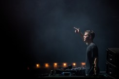 Martin Garrix performs at the Coachella Music Festival in Indio, California on April 15, 2017. (Photo: Roger Ho)