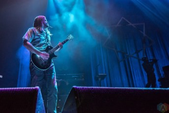Tool performs at FirstOntario Centre in Hamilton on May 31, 2017. (Photo: Darren Eagles/Aesthetic Magazine)
