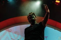 Train performs at Budweiser Stage in Toronto on June 21, 2017. (Photo: Nicole De Khors/Aesthetic Magazine)