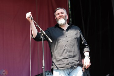 Arab Strap performs at Pitchfork Festival in Chicago on July 15, 2017. (Photo: Katie Kuropas/Aesthetic Magazine)