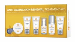 Clicincal Skincare anti-ageing retail kit