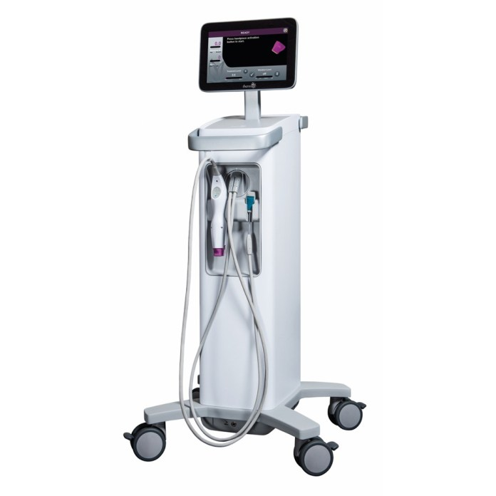 Thermage FLX system
