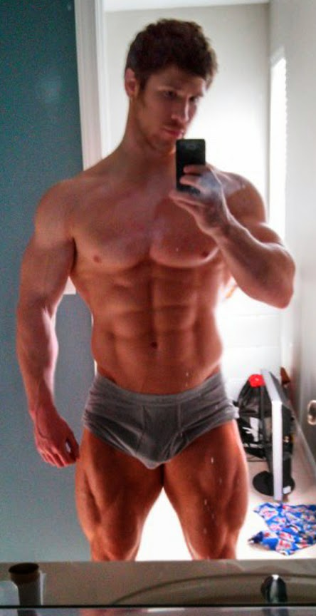 Steve Moriarty  SHREDDED male AESTHETIC physiques