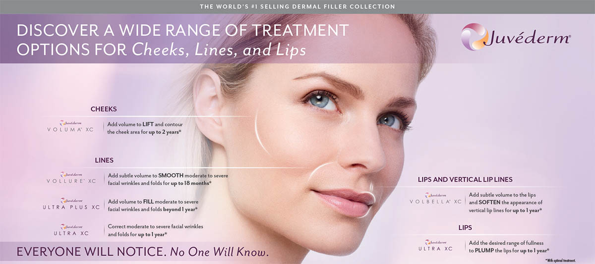 Juvederm fillers in Pittsburgh PA