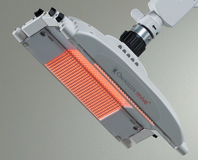 OmniLux revive2 phototherapy treatments