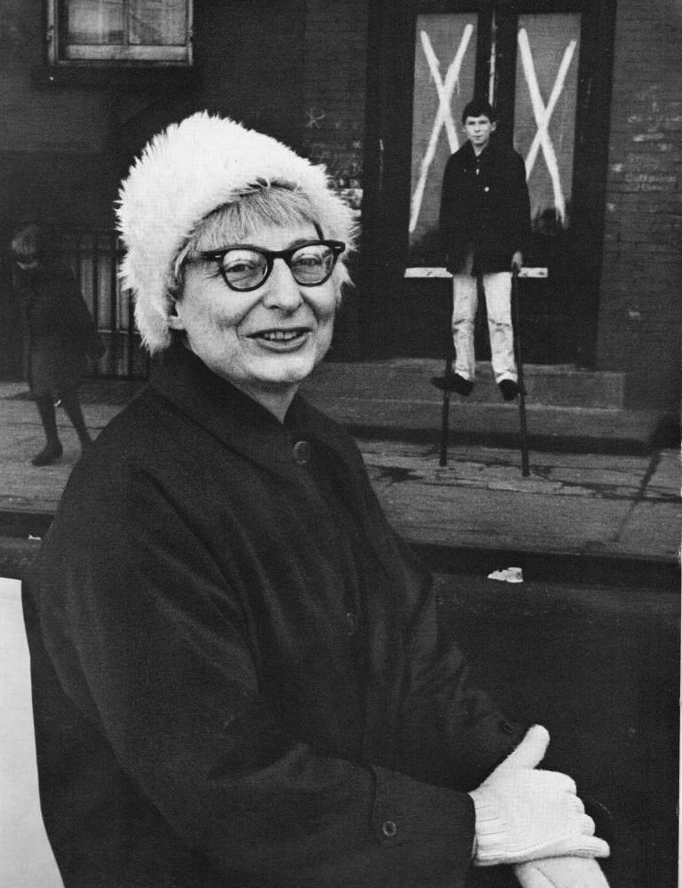 Jane Jacobs   Canadian writer   Britannica
