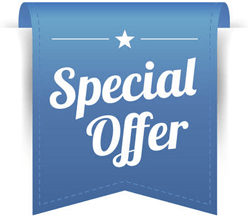 Monthly Special Offers