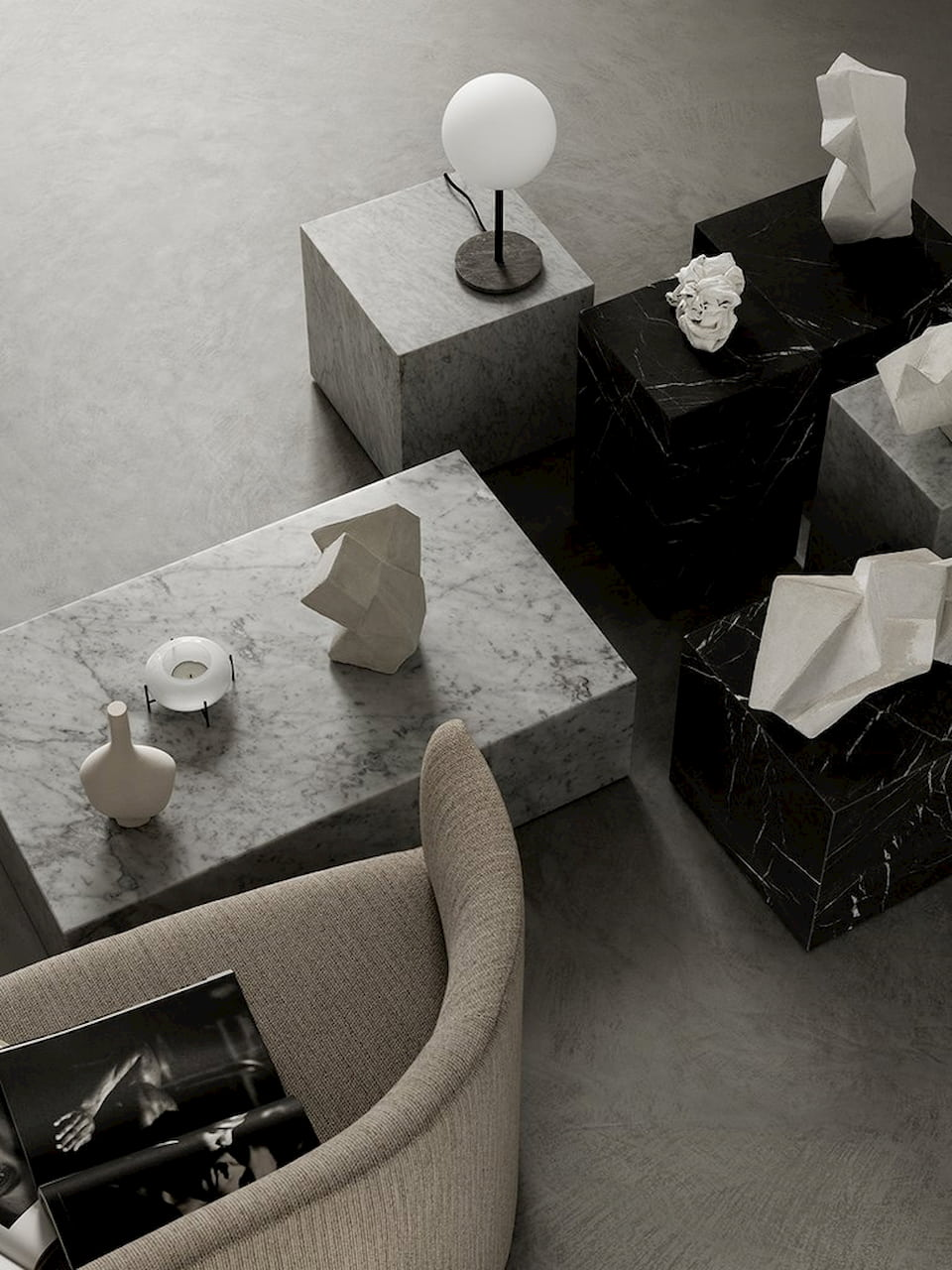 rectangular stone coffee tables our